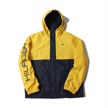 TOMMY HILFIGER / NYLON JACKET navy /yellow