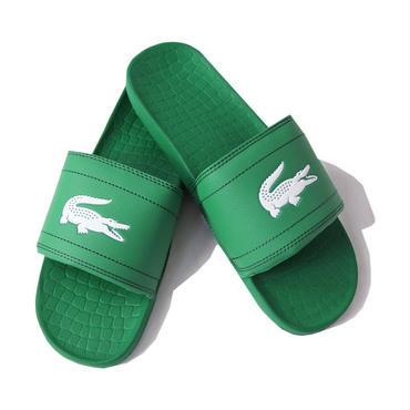 LACOSTE BEACH SANDAL green SIZE:10 (28cm)