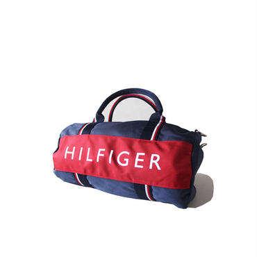 TOMMY HILFIGER / MINI SIZE BOSTON BAG navy
