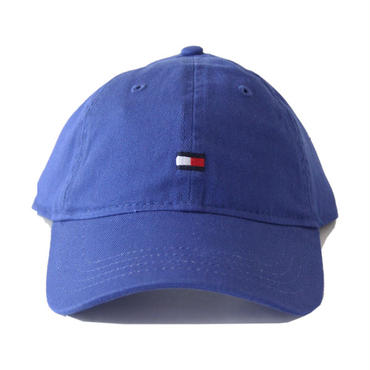 TOMMY HILFIGER / MINI LOGO 6PANEL COTTON CAP blue 6942279