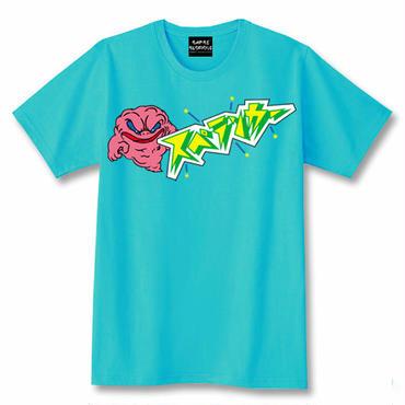 SPELUNKER Ghost T-Shirt  (Mint-Green)