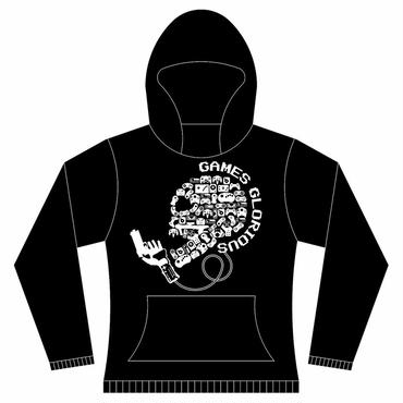 【 Mind Control 】Hooded Sweatshirt