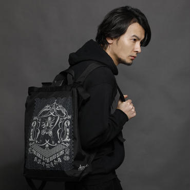 【 The Genji & The Heike Clans 】2way Backbag