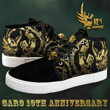 -GARO-  10th Anniversary Limitation Sneaker