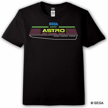 SEGA   Astro City  Tee