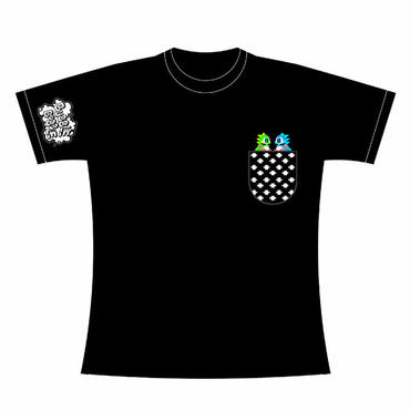 Bubble Bobble 〜1 POCKET TEE〜