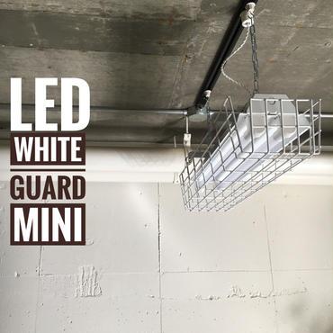 【W-2LG20K】2灯ガード付き LED蛍光灯  ダクトレール用 照明器具