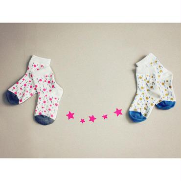 ANNIKA socks 2足組