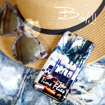 スマホケースAICA-41 バケーションinBali iPhone5/5s/5c/SE/6/6s/Android
