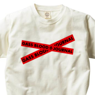 GASS BLOOD JOURNAL-Tee-C-ORGANIC