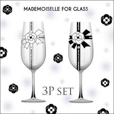 A3サイズ【3枚セット・ガラス用】MademoiselleGlass転写紙¥4350→