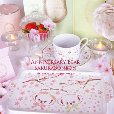 【1種ずつ★4枚セット】SakuraBonbon転写紙 4種×1枚の4枚セット ¥5120→