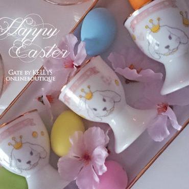 【単品】AnniversaryBear&LadyBunny★バニーパターン