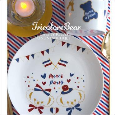 【単品】 TricoloreBear転写紙 フェイスタイプ