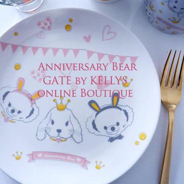 【セット割引★4枚セット】AnniversaryBear&LadyBunny2種×2枚の4枚セット