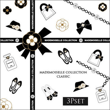 【まとめ割引3枚セット】A3サイズ★mademoiselle classicマドモアゼルクラシック転写紙