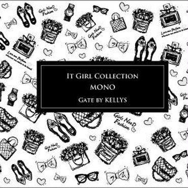 【新色★5枚セット】It Girl Collection転写紙/MONO