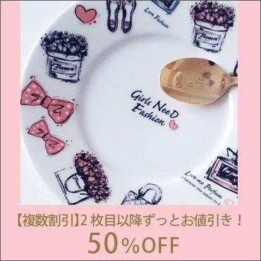 【12/25まで】【単品】It Girl Collection転写紙/ピンク