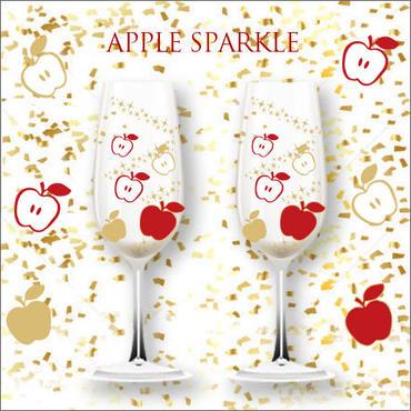 【ガラス用★3枚セット】AppleSparkle転写紙