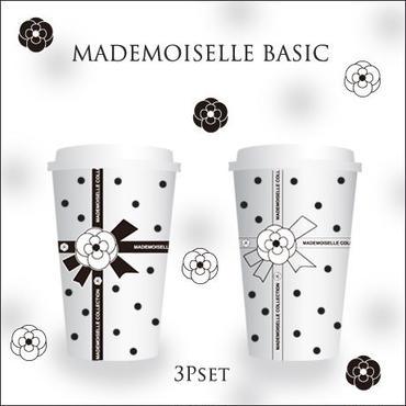 【3枚セット・白磁用】A3サイズ MademoiselleBasic ¥4350→