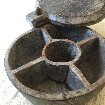 スパイスボックス(木製#01)