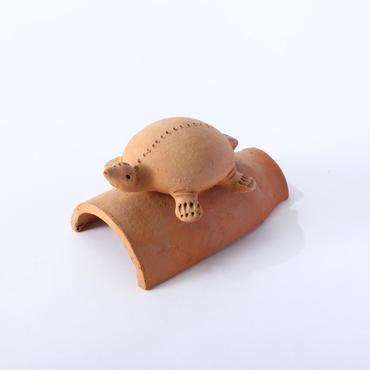 屋根瓦(カメ)