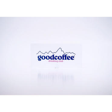G-6 logo sticker_white
