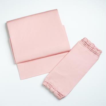 お太鼓作り帯/ピンク