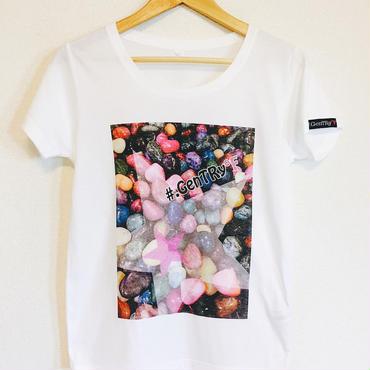 #.GenTRy℉+グランドキャニオンパワーストーンTシャツ