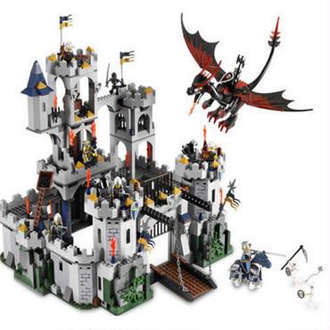 LEPIN  キャッスル 王様の城 7094風 砦 LEGO互換ブロック