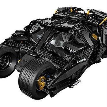 LEPIN バットマン:ザ・タンブラー LEGO互換ブロック  07060