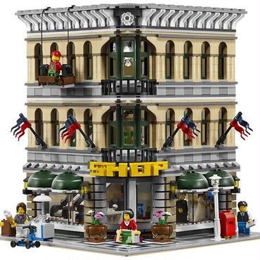 クリエイター・グランドデパートメント レゴ互換ブロック Lepin社