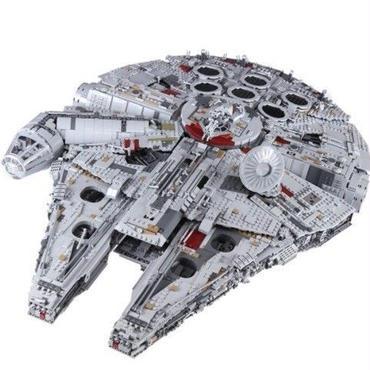 スターウォーズ ・ミレニアムファルコン LEGO互換ブロック LEPIN社 05132