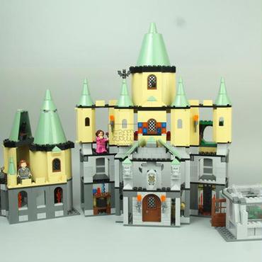 lepin 16029 ハリーポッター・ホグワーツ城 レゴ互換ブロック Lepin社