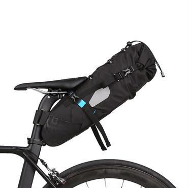 ROSWHEEL 防水性10Lバイクテールバッグ