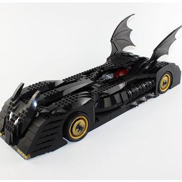 バットマン・ バットモービル風 LEGO互換ブロック