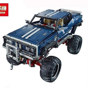 テクニックシリーズ リモコン電動オフロード車 レゴ互換ブロック LEPIN社