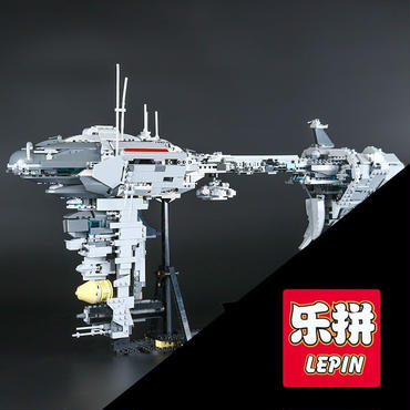 STAR WARS スターウォーズ ネビュロンBエスコート・フリゲート艦 レゴ互換ブロック LEPIN社