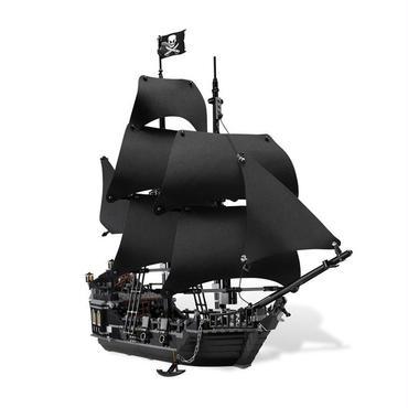 パイレーツオブカリビアン ブラックパール号  LEGO互換ブロック  Lepin社 16006