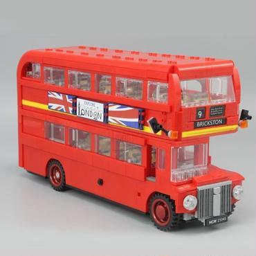 クリエイターシリーズ London Bus ロンドンバス LEGO互換ブロック Lepin社
