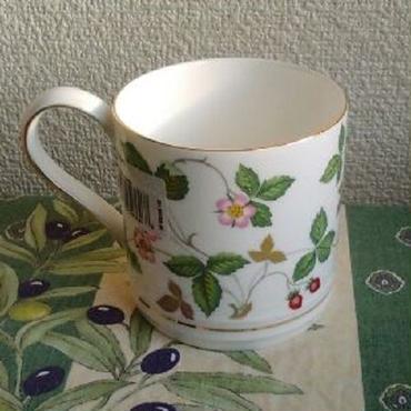 ウェッジウッド・ワイルドストロベリー・マグカップ(TANKARD)【送料無料】