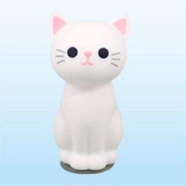 洗面台で豆猫が歯ブラシ背負ってる♪ねこの歯ブラシスタンド【送料無料】