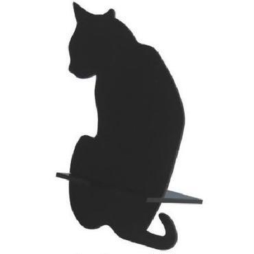 ちょっと大人の猫背の猫です♪猫携帯スタンド☆問屋直送品です。