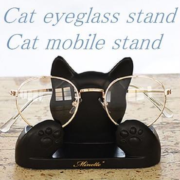 猫メガネスタンド☆問屋直送品です。