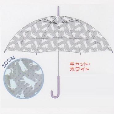 キャットアンブレラ(猫ビニールジャンプ傘)☆問屋直送品です。