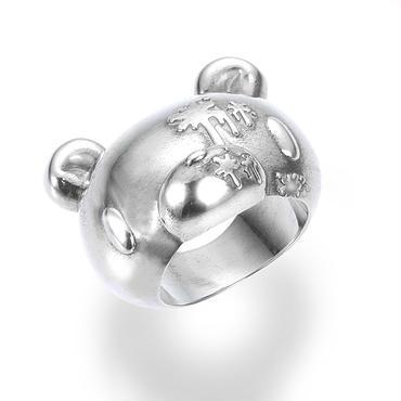 GLOOMY Jewelry Xmas Presents『GLOOMY Premium Silver Ring』10~15号
