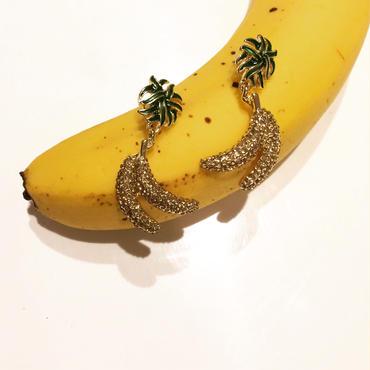 【Golden banana】ピアス&イヤリング