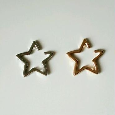 『star star』イヤリング