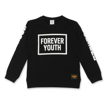 FOEVER  YOUTH  SWEAT  P/O  フォーエバーユース  スウェット  BLACK