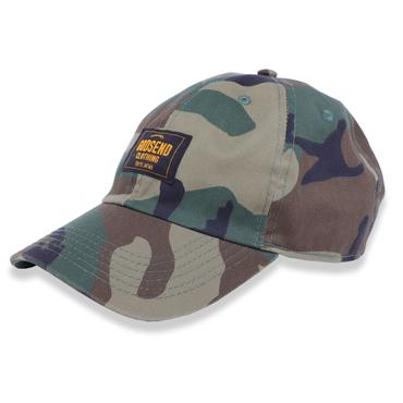 6PANEL  COTTON  CAP  WC/DC